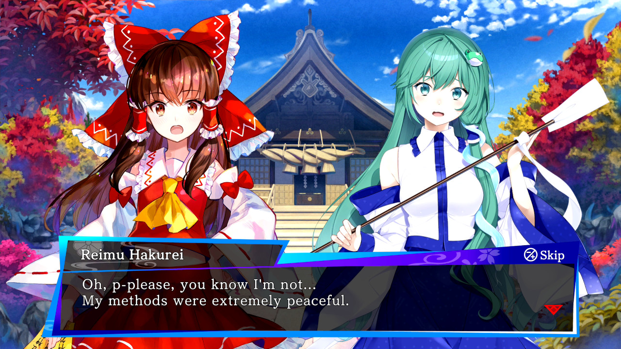 Overview: Touhou Spell Bubble (Nintendo Swap)