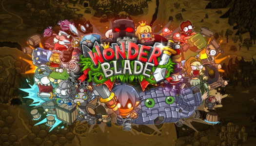 Review: Wonder Blade (Nintendo Switch)