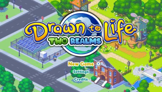 Review: Drawn to Life: Two Realms (Nintendo Switch)