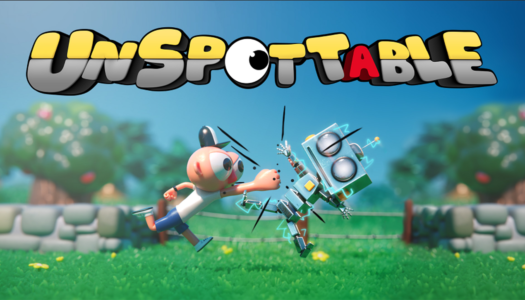Review: Unspottable (Nintendo Switch)