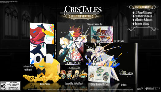 Cris Tales Collector's Edition available for pre-order