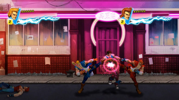 Review: Double Dragon Neon (Nintendo Switch)