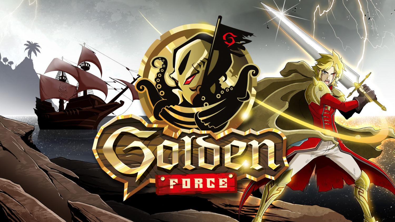 golden force nintendo switch