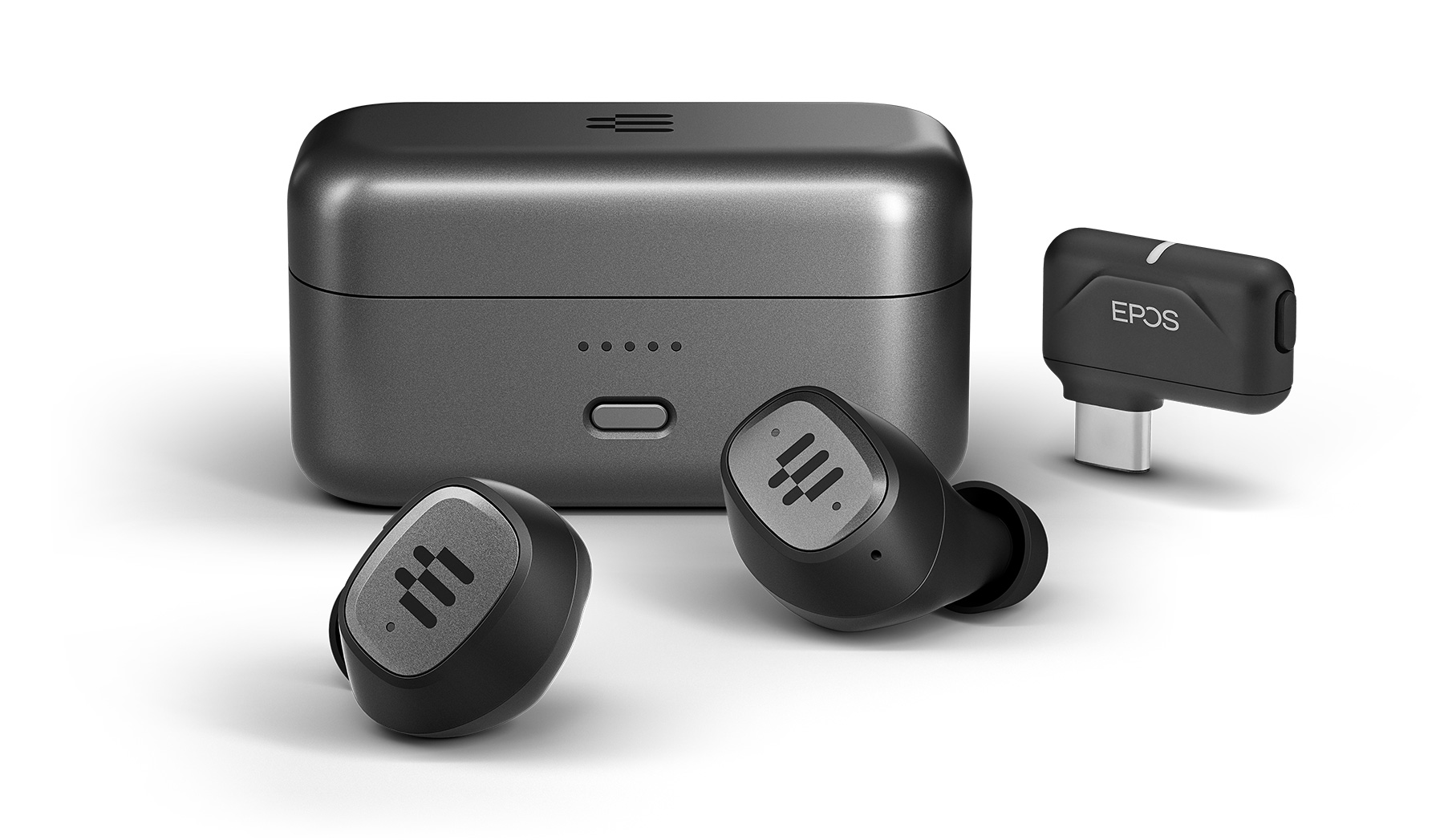 Audio on the go with the GTW 270 Hybrid wireless earbuds