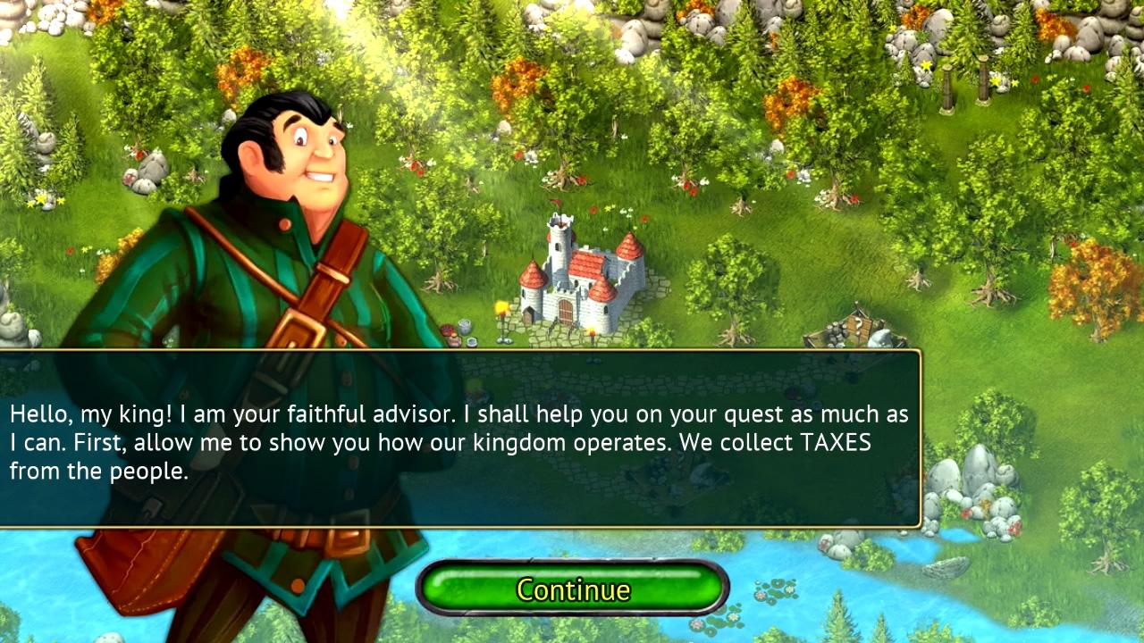 Review: Kingdom Tales (Nintendo Switch)