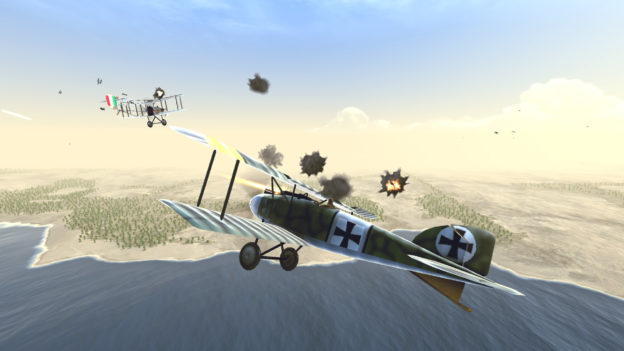 Warplanes: WW1 Sky Aces