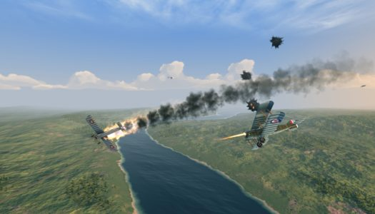 Review: Warplanes: WW1 Sky Aces (Nintendo Switch)
