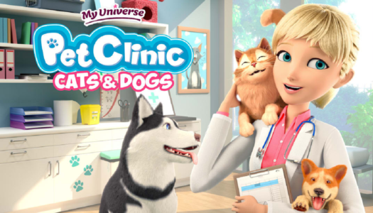 Review: My Universe – PET CLINIC CATS & DOGS (Nintendo Switch)