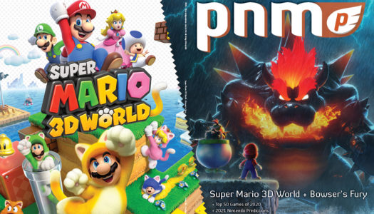Pure Nintendo Magazine Reveals the Cover of Issue 56, Available Now!