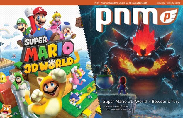 Pure Nintendo Magazine Issue 56