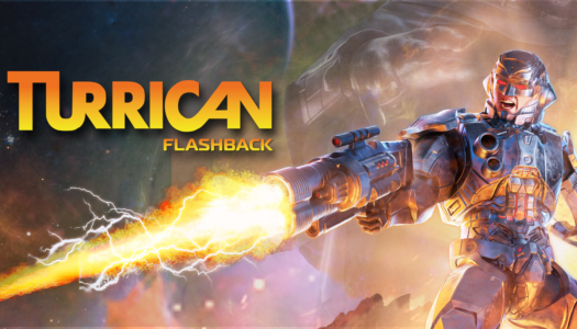 Review: Turrican Flashback (Nintendo Switch)
