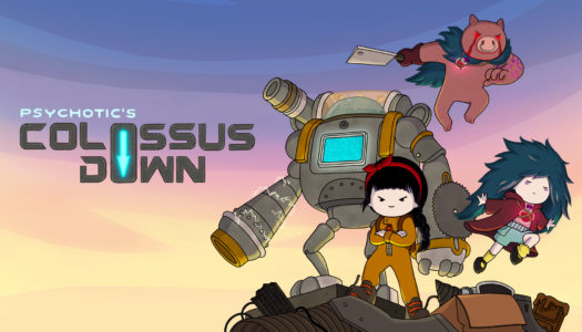Review: Colossus Down (Nintendo Switch)
