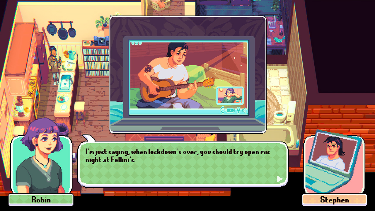 Review: Half Past Fate: Romantic Distancing (Nintendo Switch)
