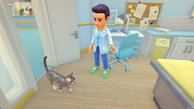 Review: My Universe - PET CLINIC CATS & DOGS (Nintendo Switch)