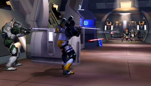 Become a Star Wars Republic Commando in April
