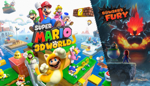 Review: Super Mario 3D World + Bowser's Fury (Nintendo Switch)