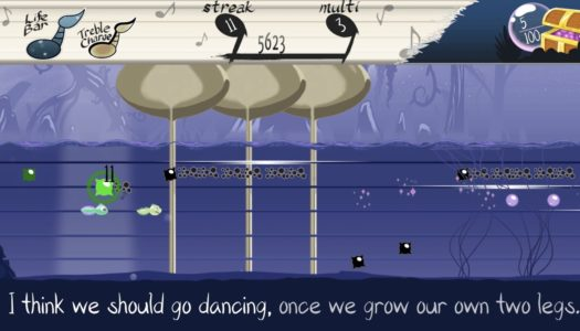Review: Tadpole Treble Encore (Nintendo Switch)