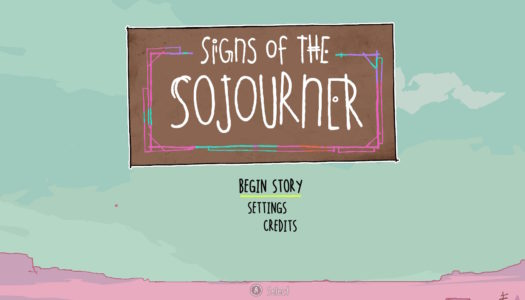 Review: Signs of the Sojourner (Nintendo Switch)