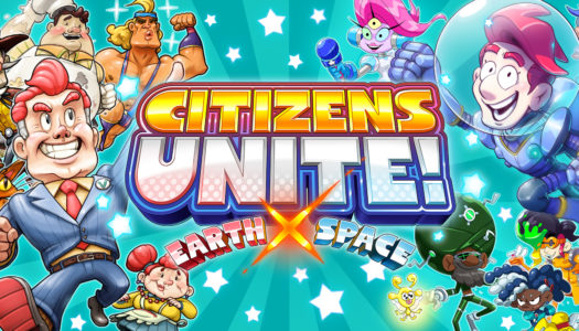 Review: Citizens Unite!: Earth x Space (Nintendo Switch)