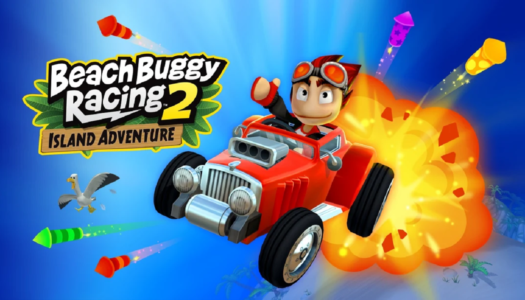 Review: Beach Buggy Racing 2: Island Adventure (Nintendo Switch)