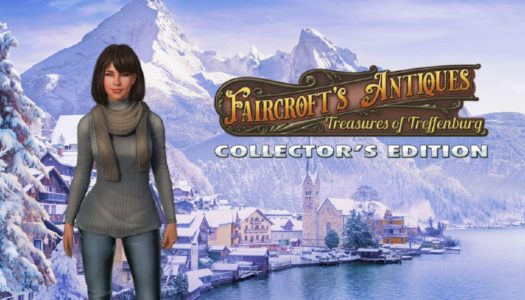 Review: Faircroft's Antiques: Treasures of Treffenburg Collector's Edition (Nintendo Switch)