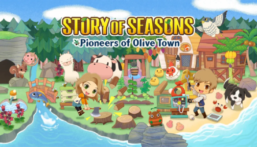Review: STORY OF SEASONS: Pioneers of Olive Town (Nintendo Switch)