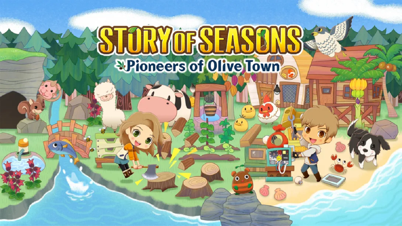 Pioneers of Olive Town