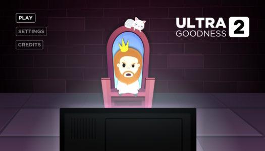 Review: UltraGoodness 2 (Nintendo Switch)