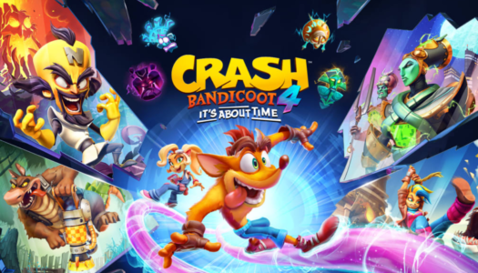Crash Bandicoot joins this week's eShop roundup