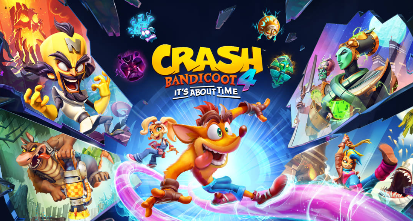 Crash Bandicoot 4 - Nintendo Switch eShop