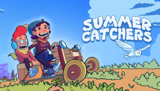 Review: Summer Catchers (Nintendo Switch)
