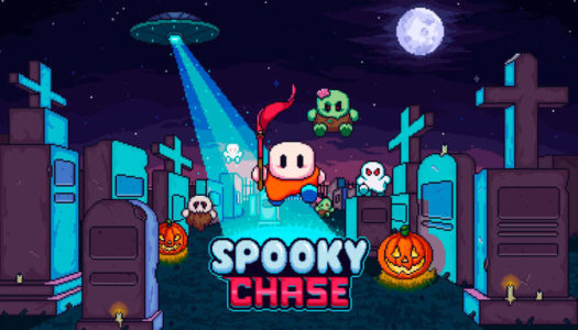 Review: Spooky Chase (Nintendo Switch)