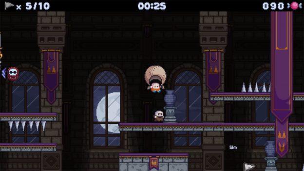Spooky Chase - Nintendo Switch eShop