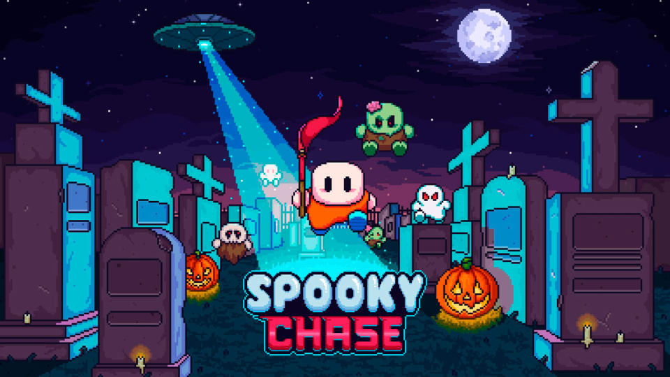 Spooky Chase - Nintendo Switch eShop