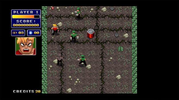 Thunderflash - Nintendo Switch eShop - screen 1