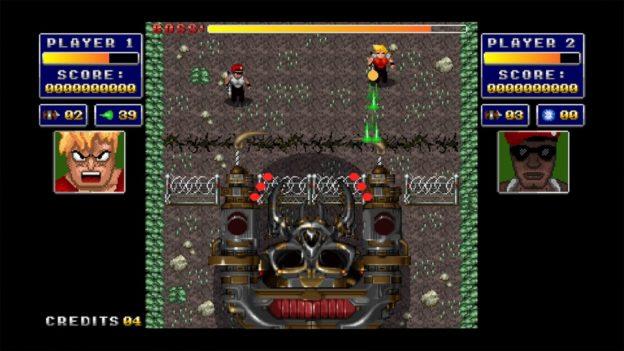 Thunderflash - Nintendo Switch eShop - screen 3