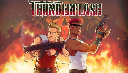 Review: Thunderflash (Nintendo Switch)