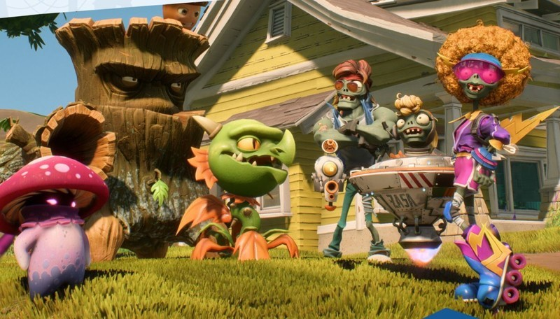 Review: Plants vs. Zombies: Battle for Neighborville (Nintendo Switch)