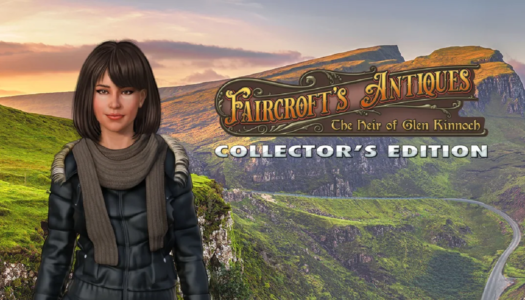 Review: Faircroft's Antiques: The Heir of Glen Kinnoch Collector's Edition (Nintendo Switch)