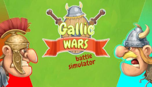 Review: Gallic Wars: Battle Simulator (Nintendo Switch)