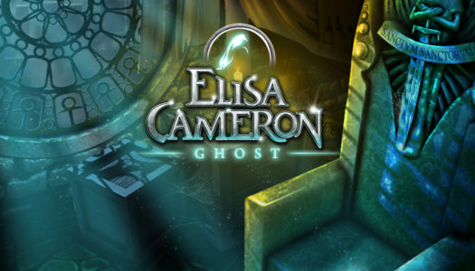 Review: Ghost: Elisa Cameron (Nintendo Switch)