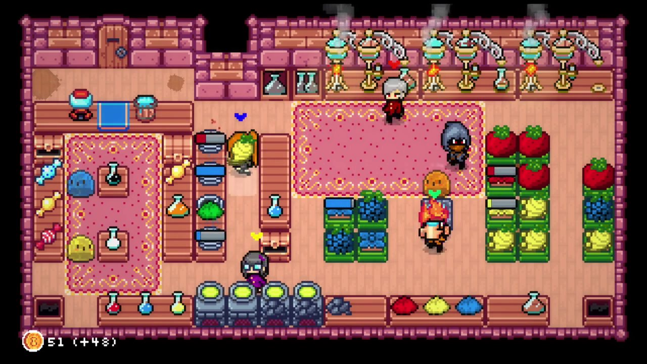 Review: Potion Party (Nintendo Switch)