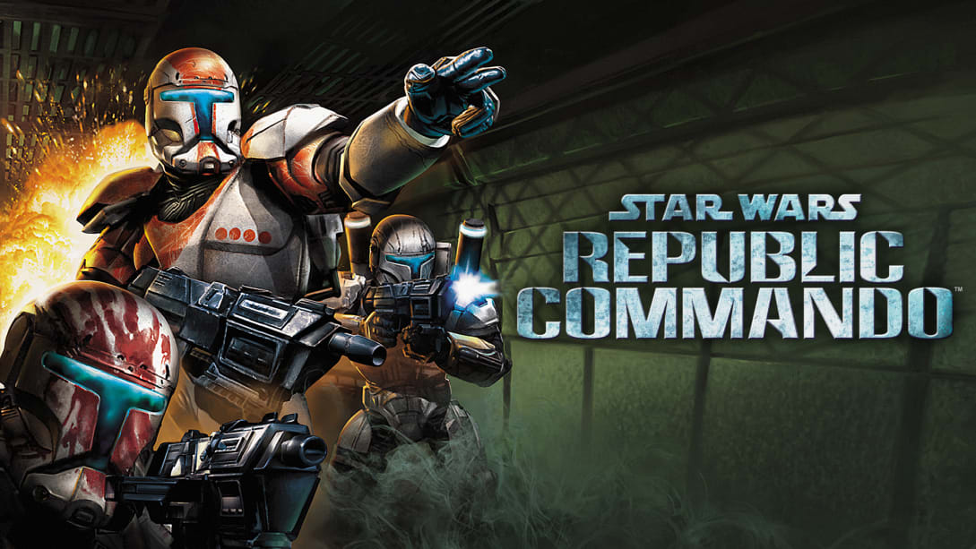 Star Wars Republic Commando - Nintendo Switch eShop