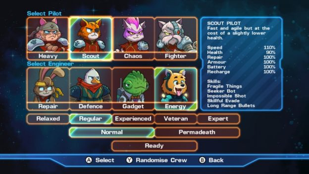 Aqua Astro Kitty - Nintendo Switch eShop - screen 2