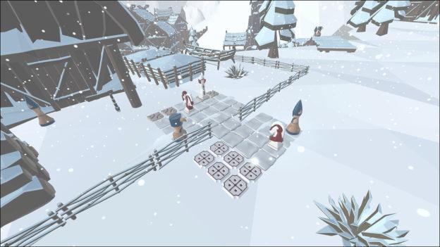 Nintendo Switch eShop - Chess Knights - Viking Lands - screen 4