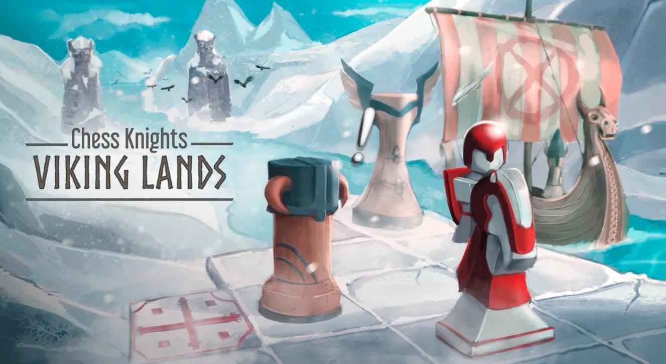 Nintendo Switch eShop - Chess Knights - Viking Lands