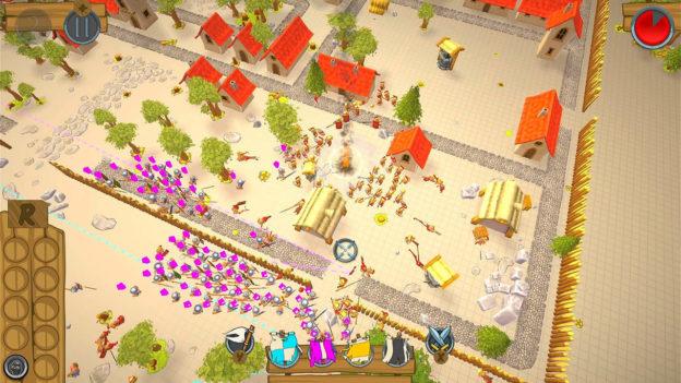Gallic Wars: Battle Simulator