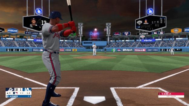 R.B.I. Baseball 21