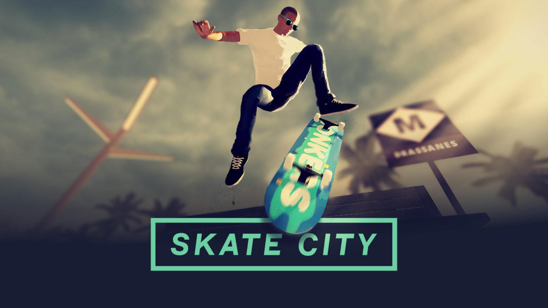 Nintendo Switch eShop - Skate City
