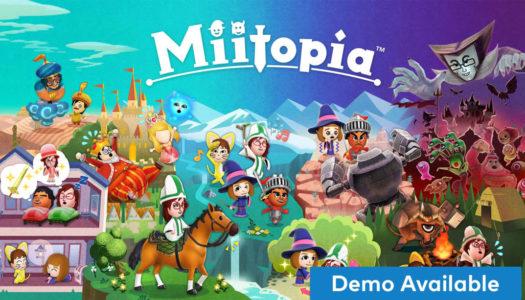 Miitopia joins this week's Nintendo eShop roundup